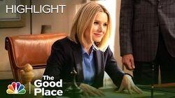 Season 4 Scene Leak - The Good Place (Episode Highlight)