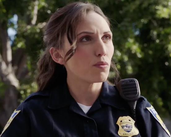 Officer K. Ramirez