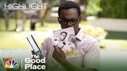 Six Feet Under Par- A Chip Driver Mystery - The Good Place (Episode Highlight)