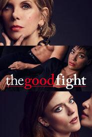The Good Fight Season 1 Poster (2)