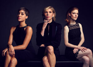 The Good Fight Season 1 Cast (2)