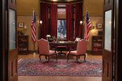 Mayor Tinsdale Office