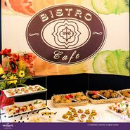 Bistro Cafe Stand