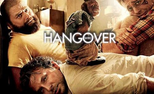 Hangover Wiki