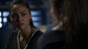 The100 s3 Wanheda Part 1 Raven 9