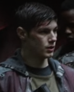 Delinquent emerging from Dropship (1x13)