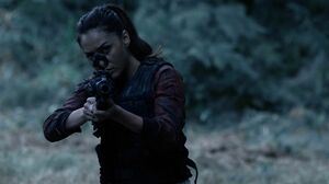 The100 S3 Wanheda Part 1 Raven