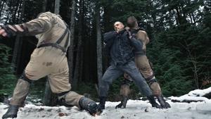 Shaw attacks the prisoners 511