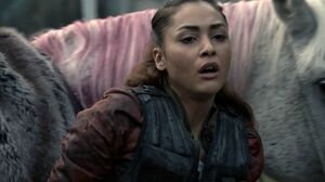 The100 S3 Wanheda Part 1 Raven 4