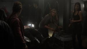 Contents Under Pressure 019 (Clarke and Octavia)