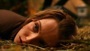Josie lays down 6x02 (2)