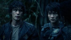 The100 S3 Wanheda Part 1 Bellamy Monty