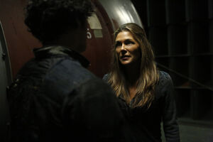 The 100 4x11 - Abby pic 10