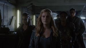 Coup de Grace 092 (Clarke, Indra, and Octavia)