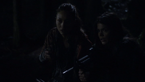 The Calm 095 (Raven and Octavia)