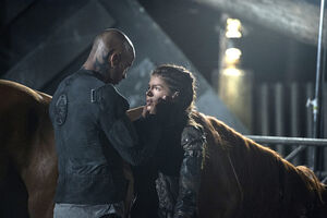 Octavia And Lincoln Wanheda Part One
