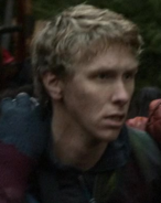 Delinquent retreating back to camp (1x13)