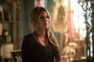 The 100 Season 5x7 -Abby pic 2