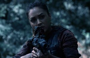 The100 S3 Wanheda Part 1 Raven 2