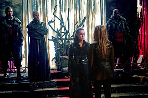 306 Lexa and Clarke preview 1