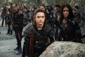 5x13 - Madi, Octavia, Nathan, Indra