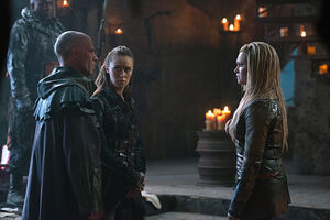 306 Lexa and Clarke preview 2