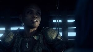 The100 S3 Wanheda Part 1 Indra 2