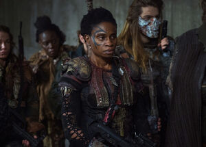 The 100 4x12 The Chosen - Indra pic 2