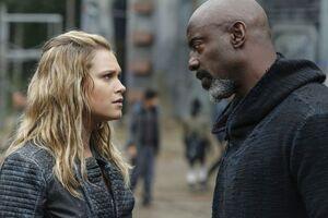 Clarke and Jaha