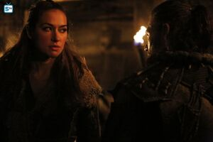 The 100 4x10 - Echo pic 2