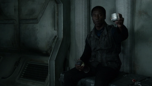 We Are Grounders (Part 2) 090 (Jaha)