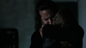 Kane says goodbye to Abby