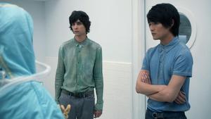 Human Trials 045 (Jasper and Monty)