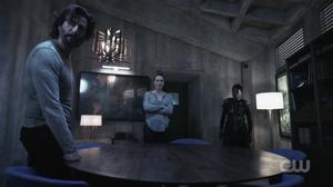 Kane, Kara and Indra The Dark Year