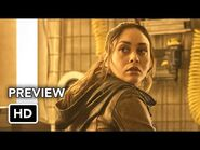 """The 100 7x15 Inside """"The Dying of the Light"""" (HD) Season 7 Episode 15 Inside"""
