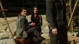 Levitt in the Season 7 finale