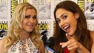 """The 100"" Cast Talks Season 2 Spoilers & LOST Comparisons! Comic Con 2014"
