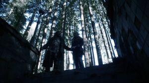 The100 S3 Wanheda Part 2 Roan Clarke 9