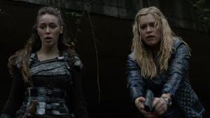 Survival of the Fittest 048 (Clarke and Lexa)