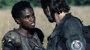 The100 S3 Wanheda Part 2 Indra Kane 2