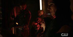 Red Queen- Octavia, Nathan, Kara