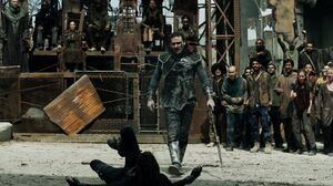 The100 S3 Watch The Thrones Roan 5
