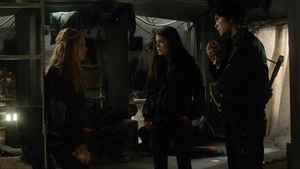 I Am Become Death 028 (Clarke, Bellamy, and Octavia)