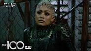The 100 Season 7 Episode 15 The Dying Of The Light Scene The CW