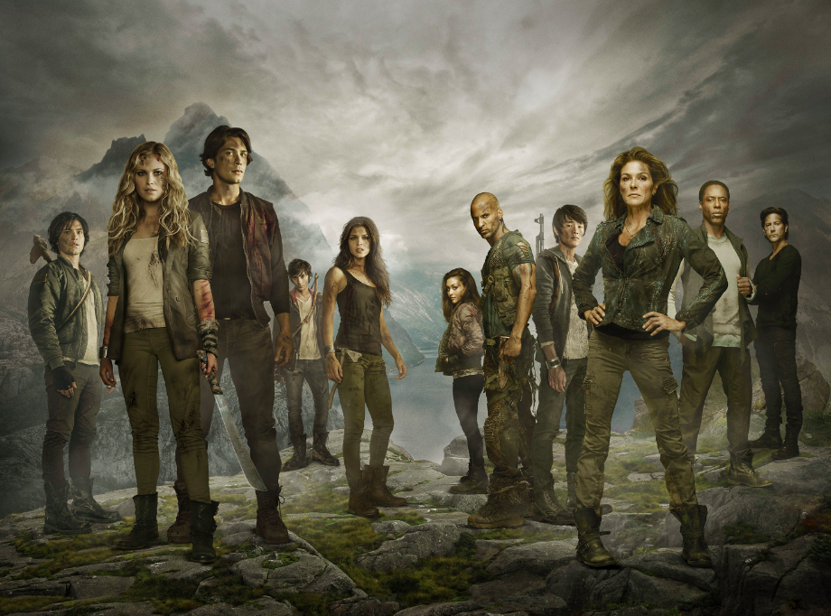 The 100 Wiki