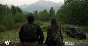S3 epiosde 3 - Octavia & Bellamy 2