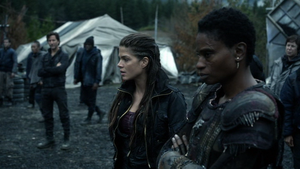 Survival of the Fittest 030 (Octavia and Indra)