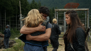 Human Trials 023 (Clarke, Bellamy, and Octavia)
