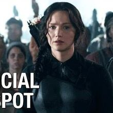 "The Hunger Games Mockingjay Part 1 (Jennifer Lawrence) Official TV Spot – ""Critics Rave"""