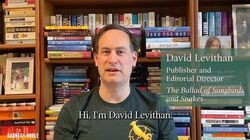 David Levithan discusses THE BALLAD OF SONGBIRDS AND SNAKES!